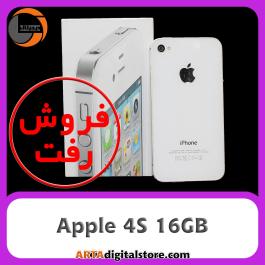 آیفون Apple 4S 16GB White