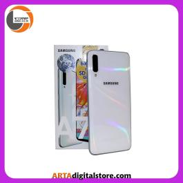 سامسونگ   Samsung Galaxy  A70 Dual 6GB/128GB White