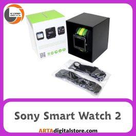 ساعت هوشمند سونی Sony Smart Watch 2 Black